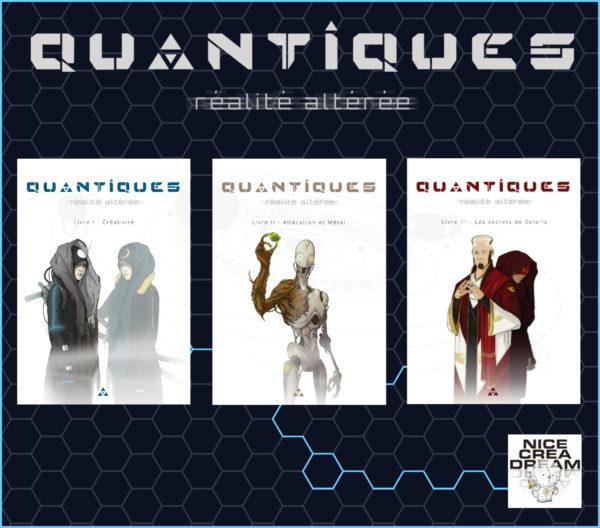 Quantiques_Pack de Base